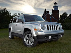 The Top 10 Most Fuel Efficient 2011 Suvs Jeep Patriot 2013 Jeep