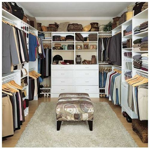 Perfect Ikea Closet Organizer System