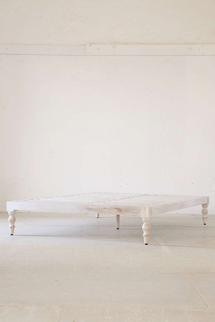c1c15506246daf Bohemian Platform Bed | Furniture diy | Wood platform bed, Platform ...