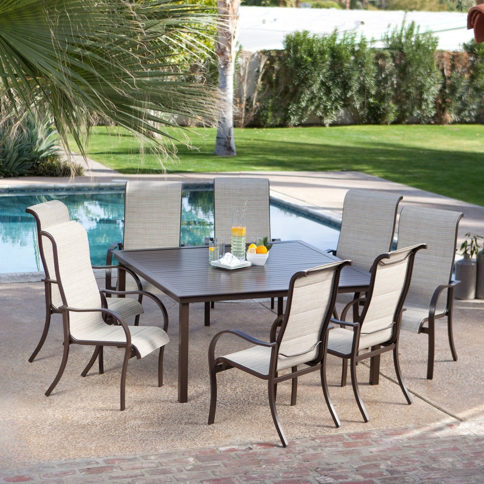 42+ Square outdoor dining set Trend