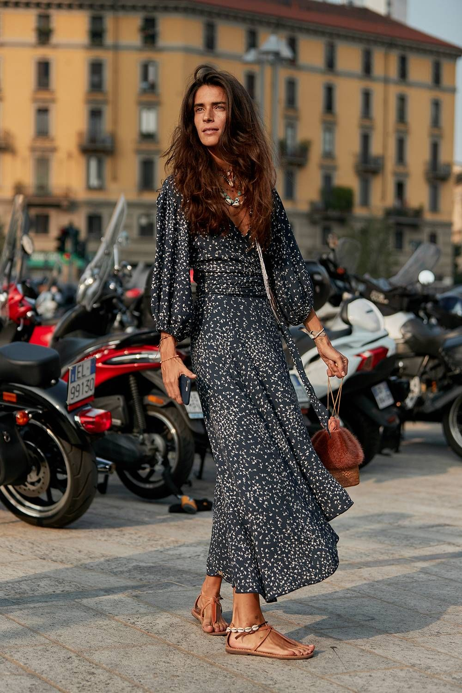 The Latest Street Style From Milan Fashion Week #asymmetrischerschnitt