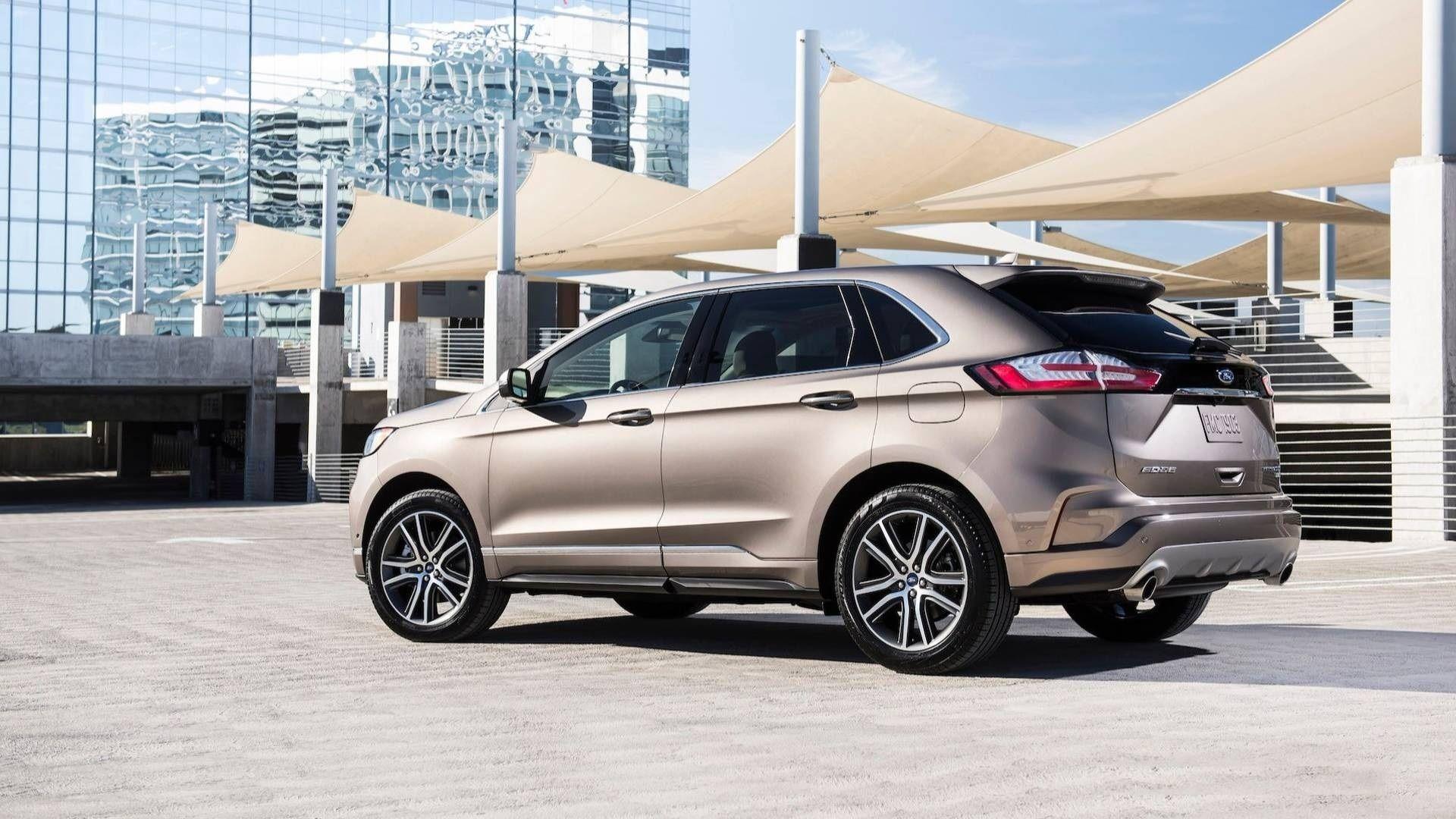 What Will 2020 Ford Edge Titanium Cost Ford Edge Upcoming Cars Titanium
