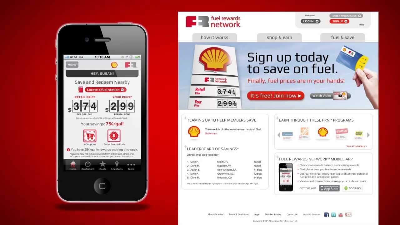 Fuel rewards network how it works fuel rewards gas