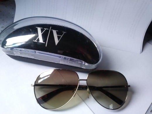 f7ba44b5cf Armani exchange aviator glasses  fashion  clothing  shoes  accessories   unisexclothingshoesaccs  unisexaccessories (ebay link)