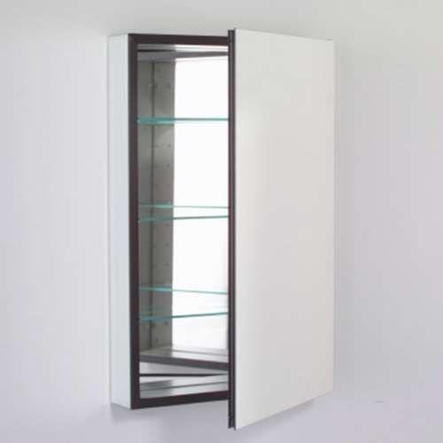 M Series Flat Plain Mirror Cabinet Mirror Cabinets Glass Shelves Cabinet