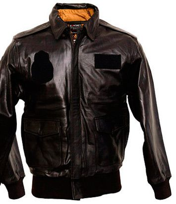 Air Force Shop - Leather A2 Flight Jackets | FLIGHT BOMBER | Pinterest