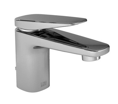 Gentle 33506720 Single-lever lavatory mixer with drain