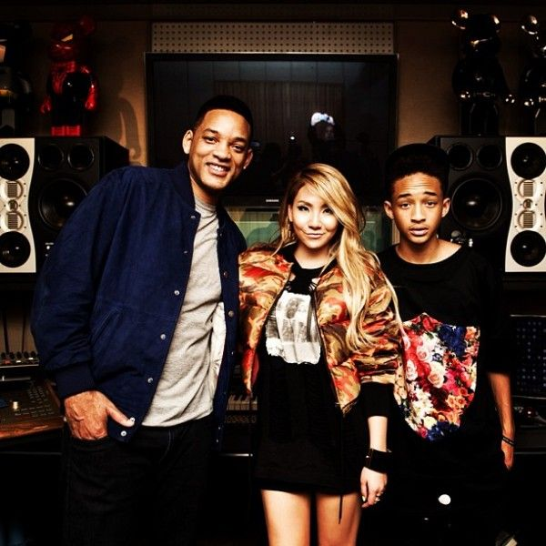 Yg Family Is Forever Fresh With Will Smith And Jaden Smith Jaden Smith Kpop Girls Kpop Girl Bands
