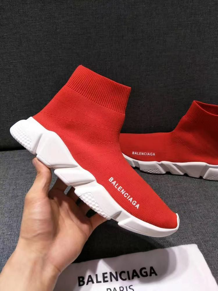 e4fce7bd Balenciaga Woman Men Boots Fashion Breathable Sneakers Running Shoes from  Best Gifts Vip.