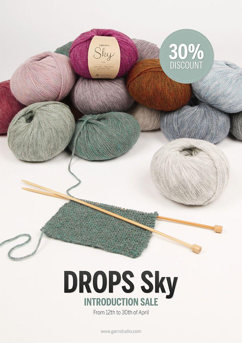 Drops Knitting Patterns New Decoration