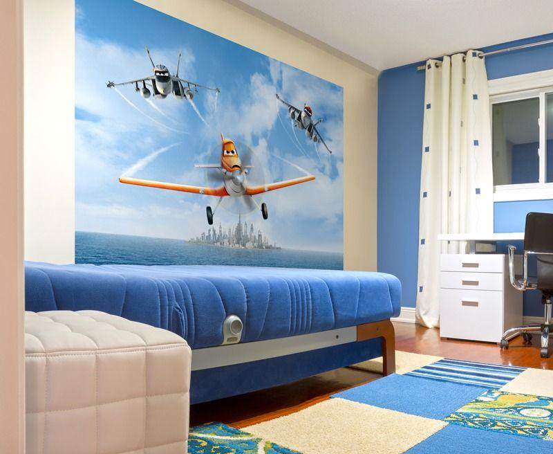 Fotomurales disney para decoraci n de habitaciones for Paredes originales