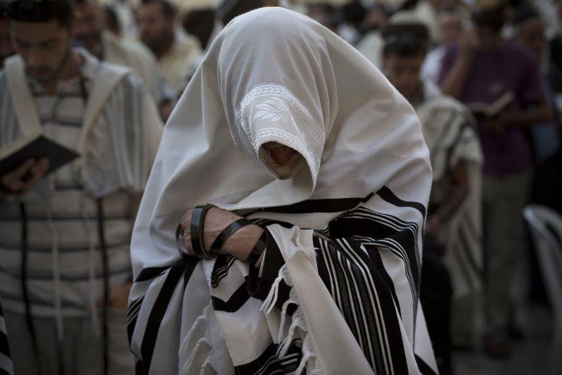 Bernat Armangue (Ap/Lapresse) Ebrei ortodossi di fronte al