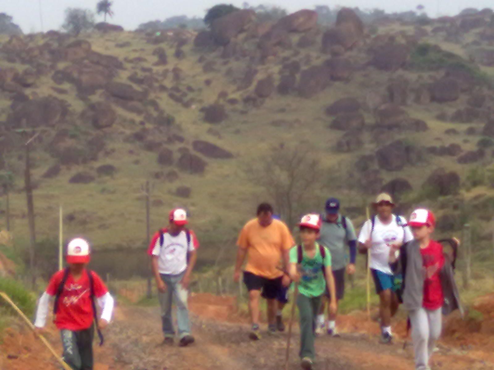 Caminho pro Quilombinho em Indaiatuba / SP