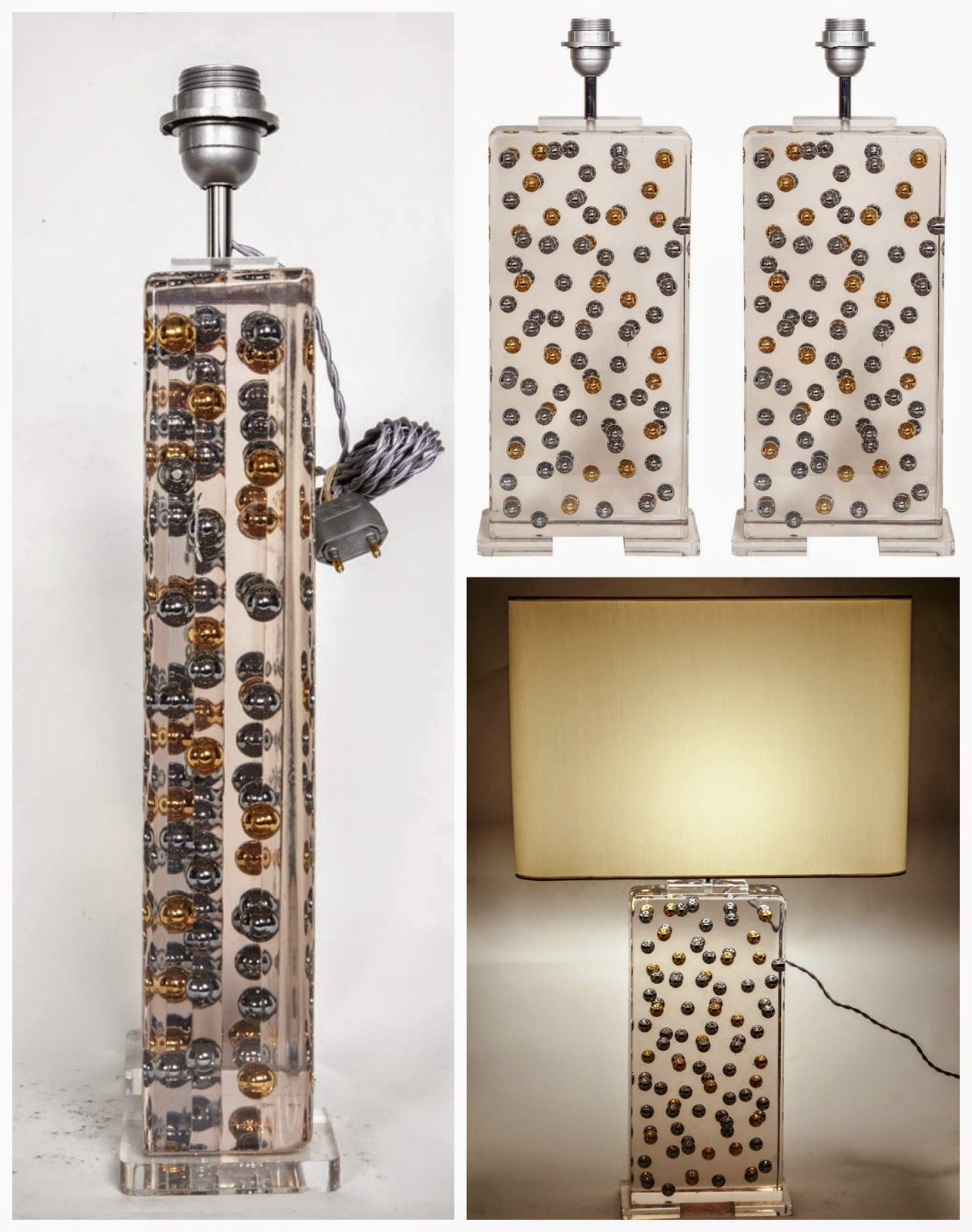 Resin Lamp Resin Crafts Resin Crafts Resin Furniture Lampshade Designs