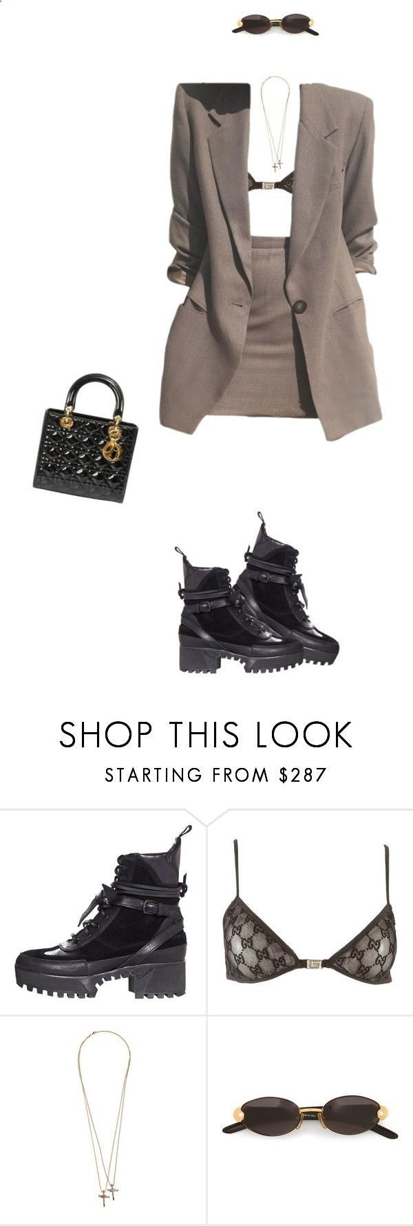 Untitled #110 by stacy4422 ❤ liked on Polyvore featuring Louis Vuitton, Tom Ford, Dsquared2, Gianfranco Ferré and Christian Dior