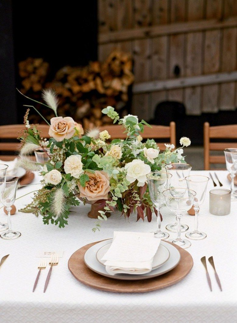 Fall Wedding Decor Ideas We're Loving pictures