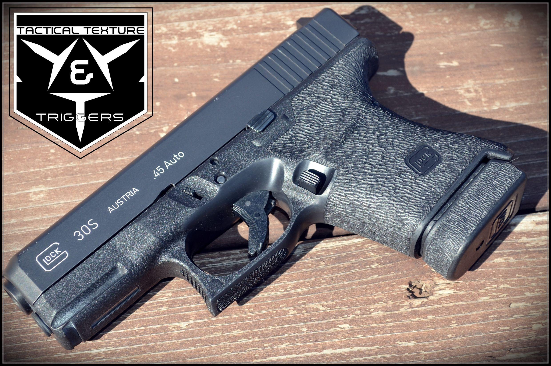 Glock 30S  Complete Frame Enhancement, Glove Bevel, Mag Release