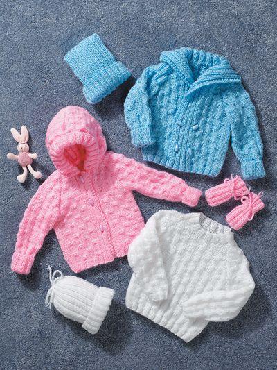 Knitting Patterns & Supplies - 2905: Sweaters, Hats ...