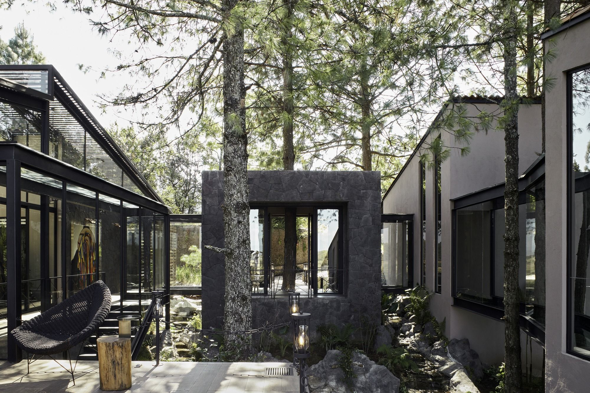 Valle House Luciano Gerbilsky Arquitectos Residential