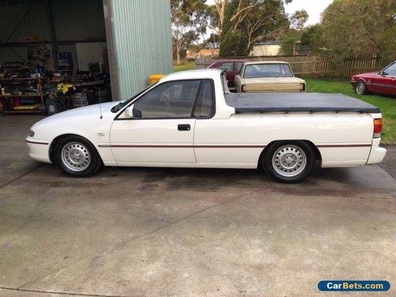 Car For Sale Holden Vs V8 Ute Factory Manual Cars For Sale