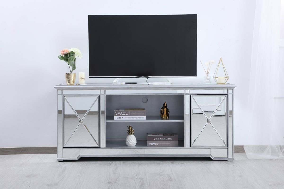 Lilianna Tv Stand For Tvs Up To 70 Living Room Tv Stand Diy