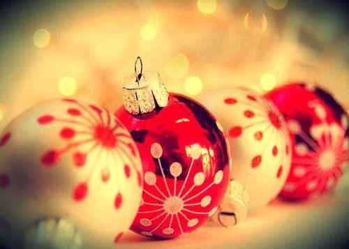 Christmas Decorations  Victoriana Magazine