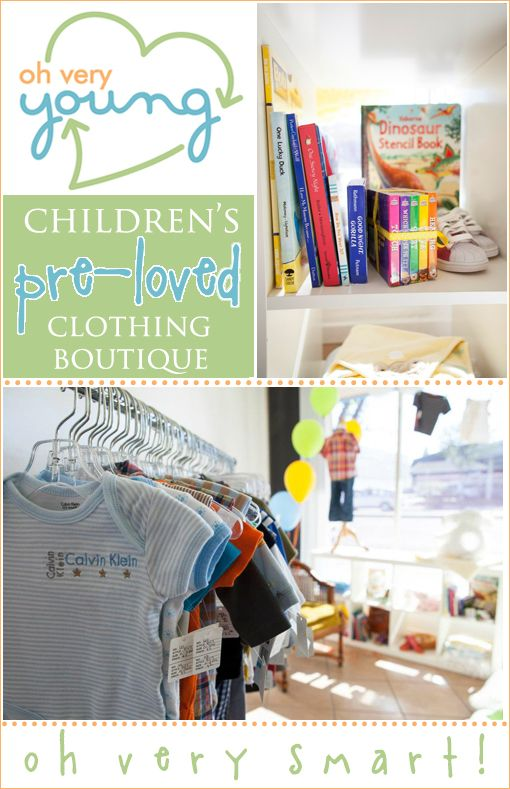 e354e8fa30d Oh Very Young Children s Resale Boutique - buy or sell pre-loved children s  clothing