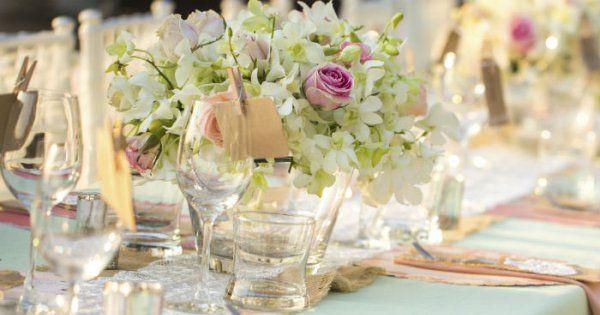 Trucs et astuces pour une décoration de mariage pas chère
