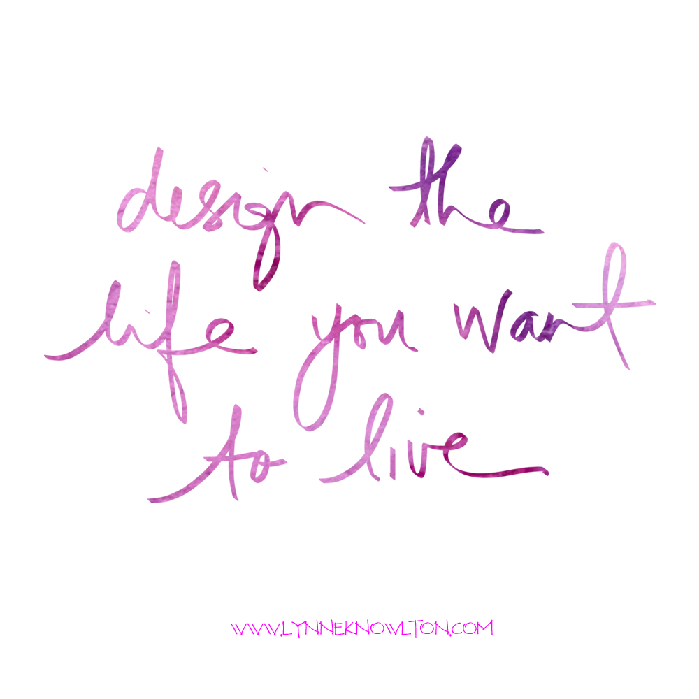Ready to live the life YOU want to live? Have some fun on the blog!  It's EPIC. http://www.lynneknowlton.com/subscribe/