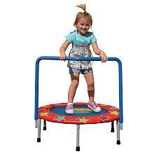"Pure Fun Kids 36 inch Mini Trampoline - Pure Fun - Toys ""R"" Us"