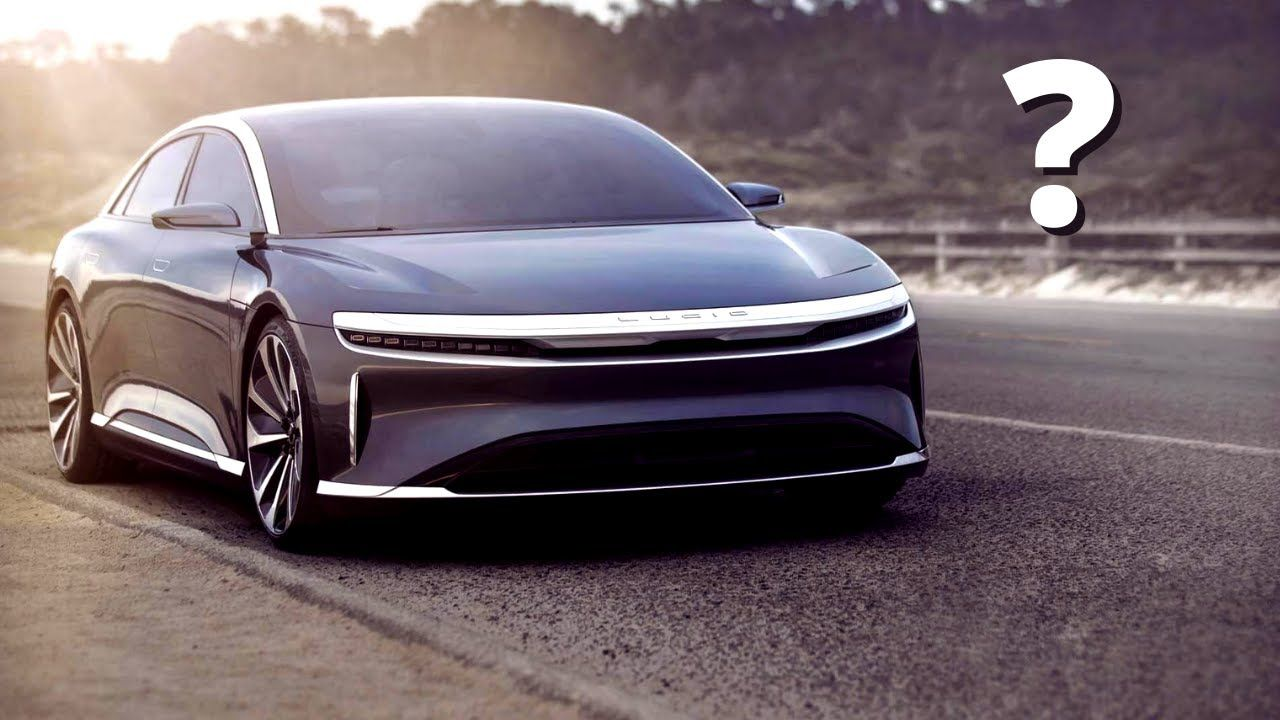 Tesla S Most Credible Rival Raises 1 Billion From Saudi Arabia Car Wallpapers All Electric Cars Concept Cars