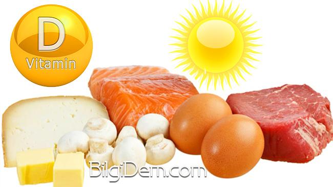 D Vitamini Bakimindan Zengin Besinler D Vitamini Takviye Edilmis Urunler D Vitamini Eksikligi Olabilecek Kisiler D Vitamini Eksikligin Urunler Mantar Protein