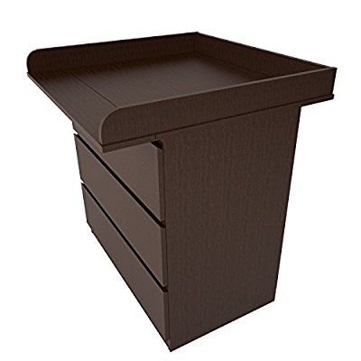 polini kids langer pour commode malm ikea weng - Chambre Wenge Ikea