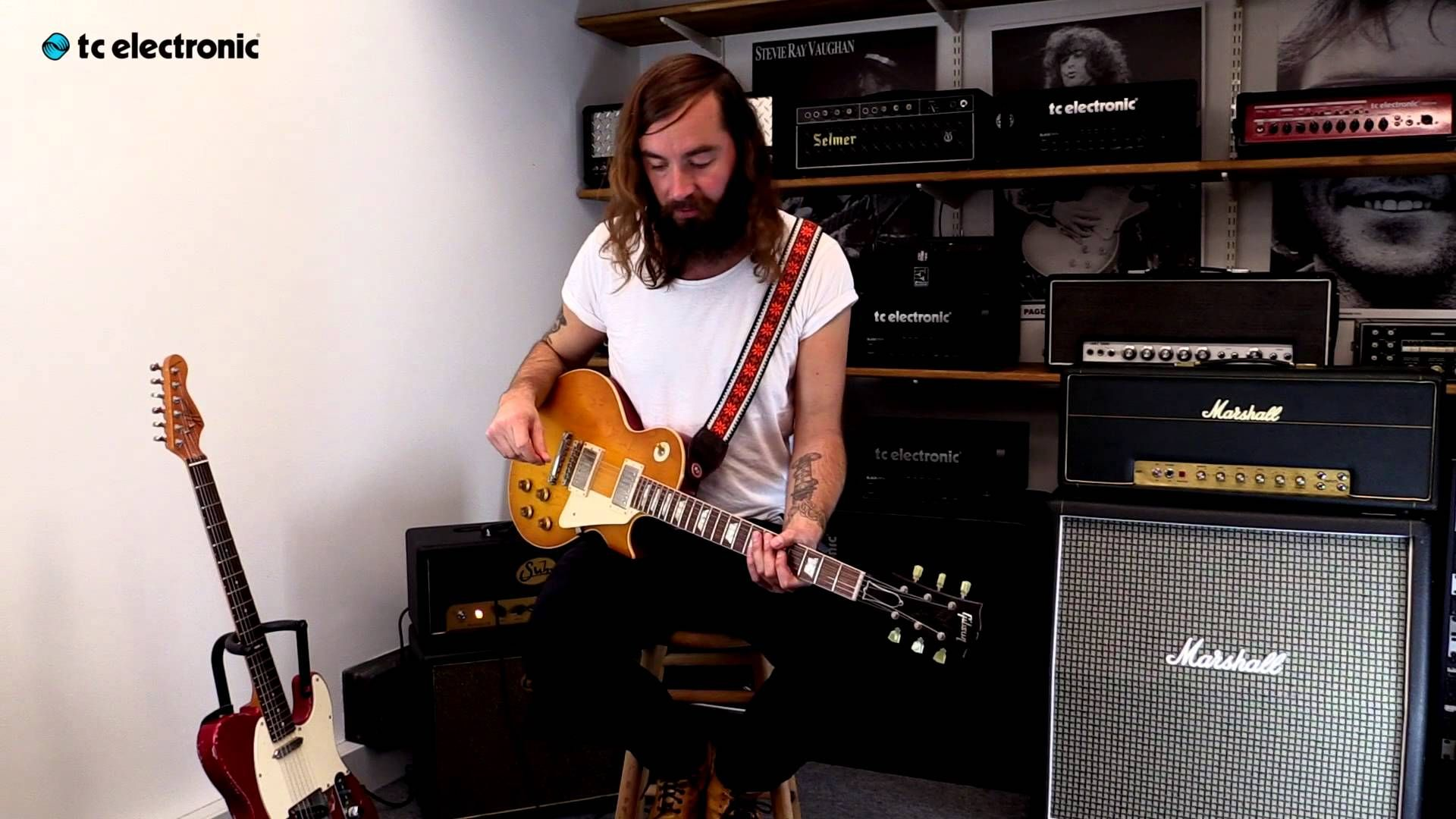 Tore Mogensen reveals the secret of Eric Claptons much