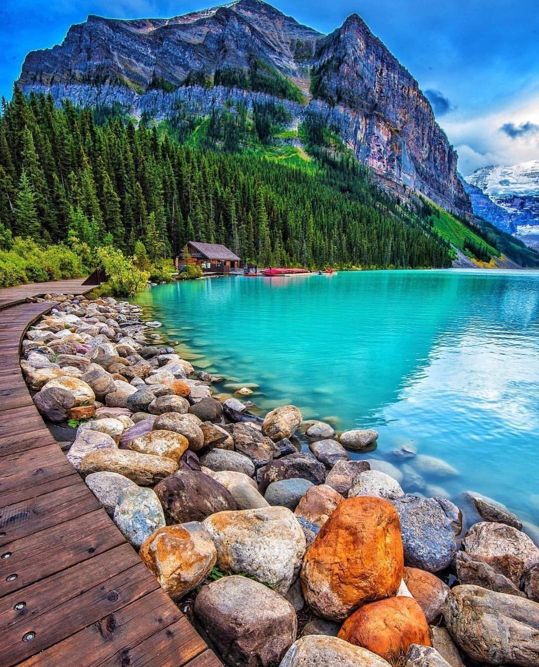 Lake Louise | Beautiful places to visit, Lake louise ...