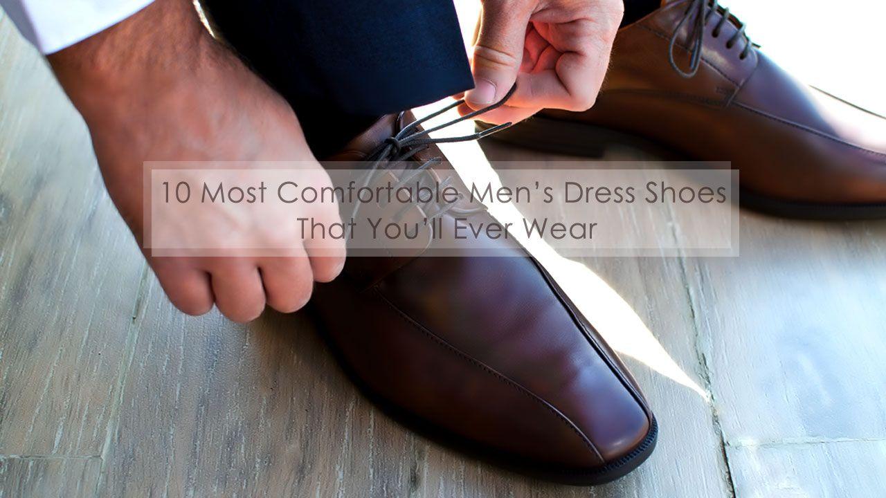 Comfortable mens dress shoes, Dress