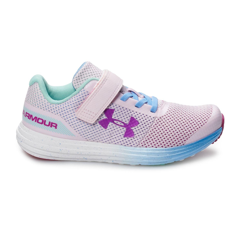 Under Armour Surge RN Prism Preschool Girls' Sneakers RN