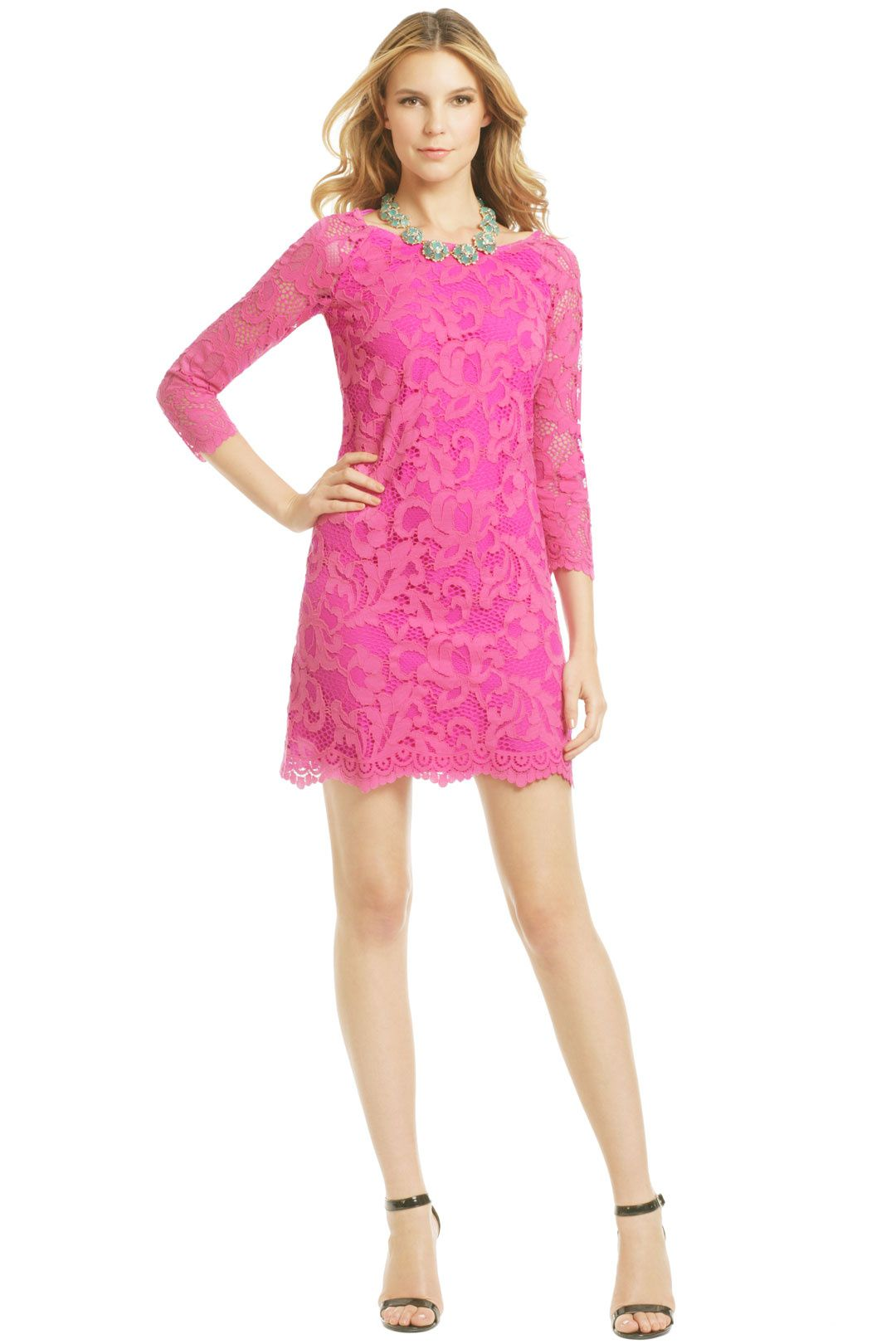 Aaliyah Dress by Lilly Pulitzer | Kentucky Derby Style | Pinterest