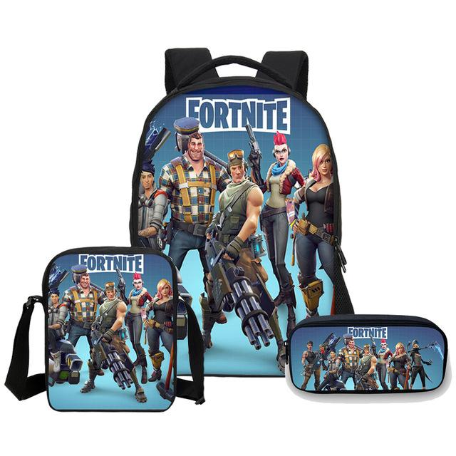 Fortnite School Bundle School Bags For Kids School Bags School Backpacks