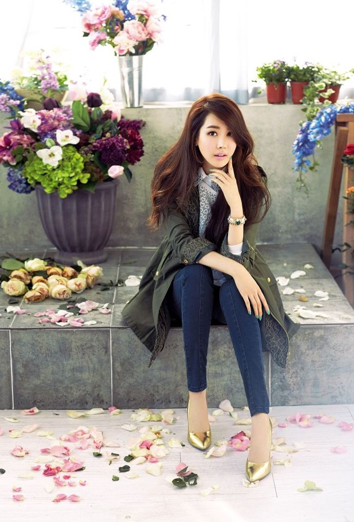 Lee Da Hae 이다해