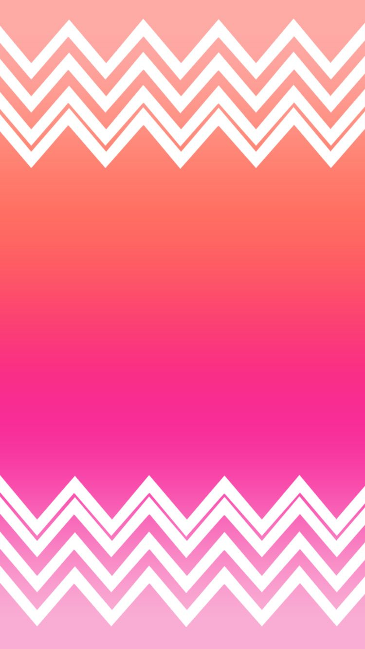 Ombre Chevron IPhone 6 6s Wallpaper Created By Amy Raymond You May Freely Share And Use My Wallpapers But Please Do Not Claim As Your Own