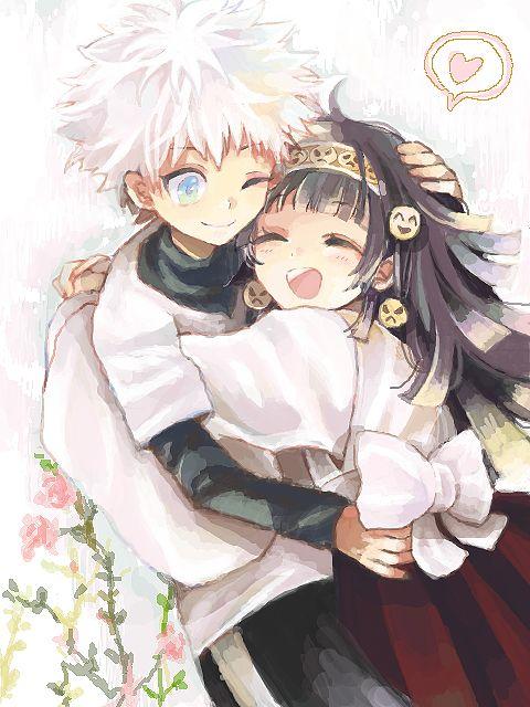Killua and Alluka