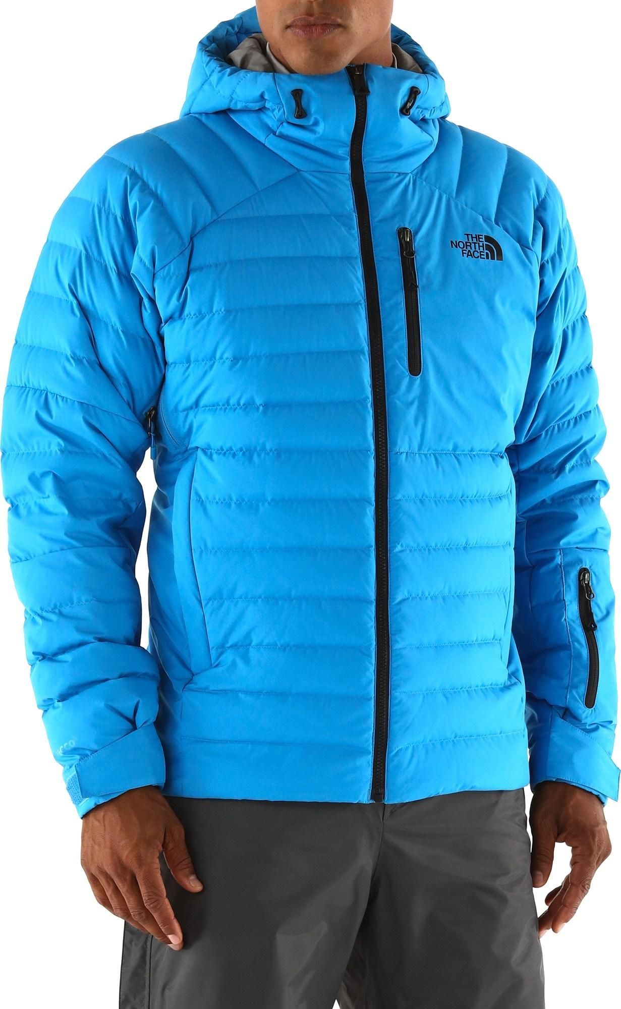Mens jacket light blue - Built For Alaska Level Cold The North Face Point It Down Jacket Boasts A