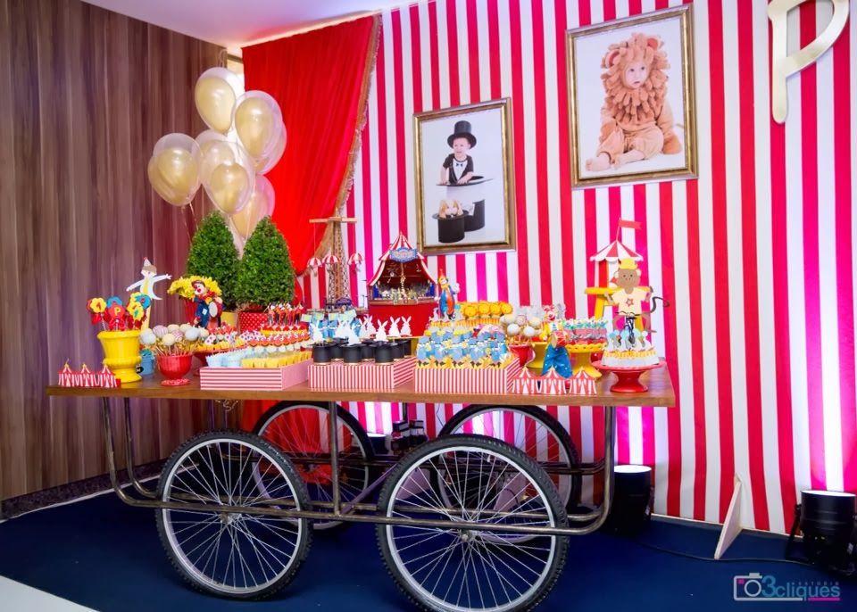 Encontrando Ideias: Festa Circo!!! | ideas c | Pinterest | Fiestas ...