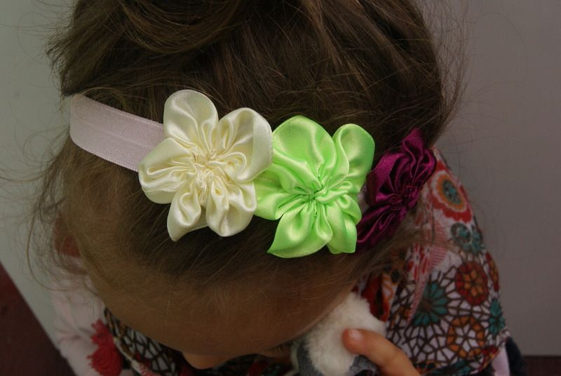 Hair bands, accessories, baptism, birth, first birthday gift, hair flower, hair clip, brooch, covering