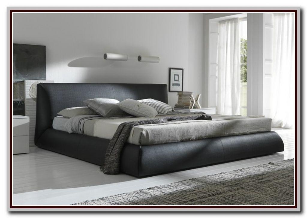 Cali Kingsize Bett Rahmen Cali Kingsize-Bett-Rahmen. Bett-Zimmer ...
