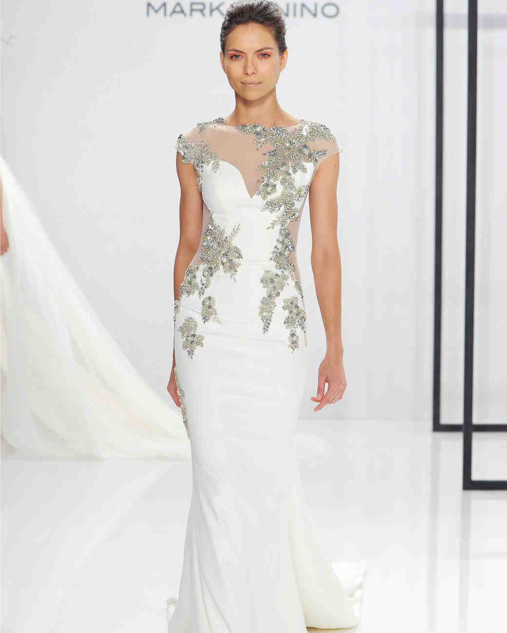 kleinfeld red wedding dress » Wedding Dresses Designs, Ideas and ...