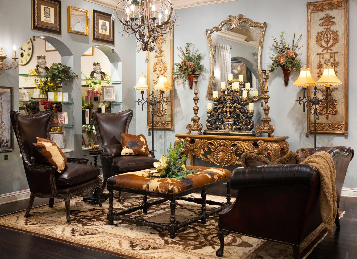 Showroom Renovation Luxury Home Furniture Showroom Decor