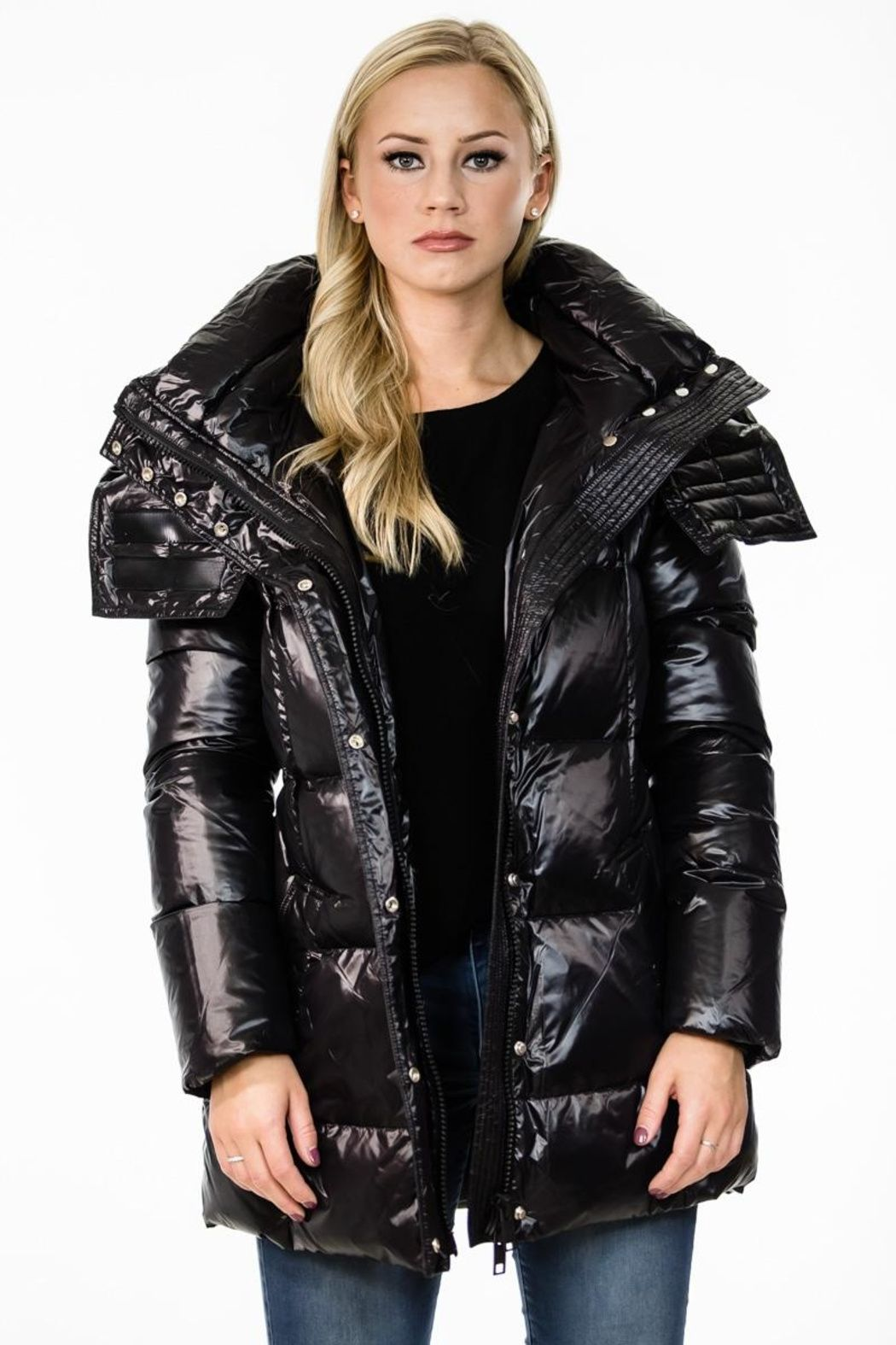 Nicole Benisti Paradiski Down Jacket Mod And Retro Clothing Down Jacket Jackets Quilted Outerwear [ 1575 x 1050 Pixel ]