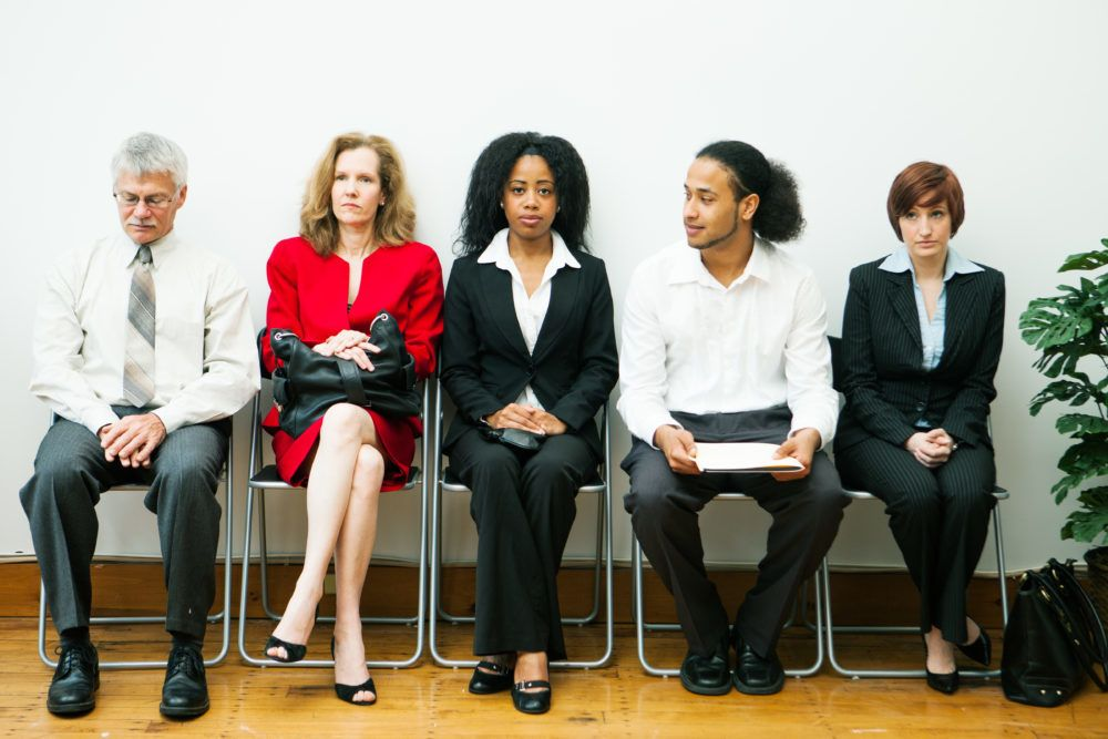 http//www.diversity.report/ Job interview, Middle